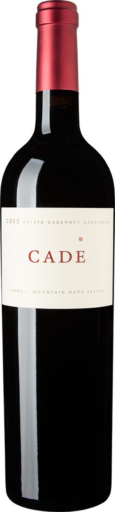 Cade 2012 Cabernet Sauvignon Howell Mountain   Wine Store   Gold Medal Wine Club