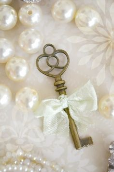 Key and Pearls