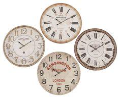 Zegar ścienny WARLA śr.60xw.4 cm mix w JYSK.
