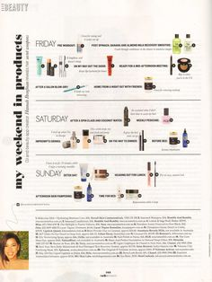 Hannah Bronfman chooses RGB nail polish as her go to for a weekly pedicure in Elle Magazine. Shop the full RGB range at nourishedlife.com.au xx