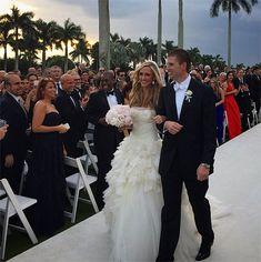 Eric Trump married Lara Yunaska - Photo 1 | Celebrity news in hellomagazine.com