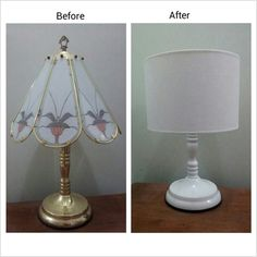 How To Clean Lamp Shades Pleasing How To Clean A Silk Lamp Shade  Just Because  Pinterest  Lamp Review