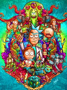 Rick und Morty – Fidel Valdez – Join the world of pin Rick And Morty Quotes, Rick And Morty Poster, Cartoon Wallpaper, Iphone Wallpaper, Rick And Morty Drawing, Rick And Morty Tattoo, Rick I Morty, Ricky And Morty, Dope Cartoons