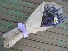 simple lavender bouquet Lavender Cottage, Lavender Fields, Purple Hues, Lilac, Lavender Bouquet, Fancy Pants, Baby Showers, Provence, Shower Ideas