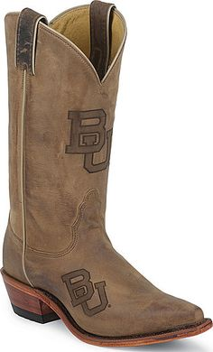 Baylor Boots! I want!!
