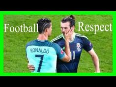 Football Respect ● Beautiful & Exciting Moments ● When a man cries