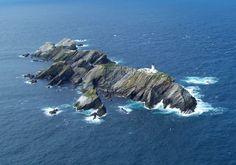 Lighthouse on Unst, Shetland Islands
