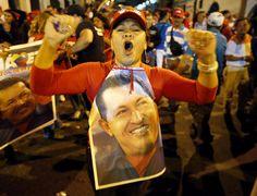Caracas sort les maracas : Hugo Chavez a été réélu président du Venezuela avec 54,42 % des voix