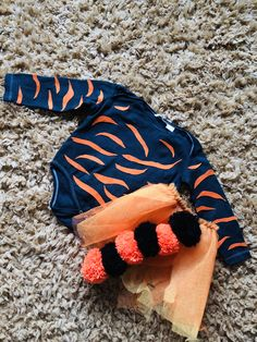 Homemade tiger costume made for my old little lady 🐯💕 Tiger Costume, Homemade, Costumes, Lady, Projects, Crafts, Inspiration, Cheetah Costume, Log Projects