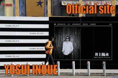 井上陽・水公式サイト【YOSUI INOUE OFFICIAL SITE】  timein.jp