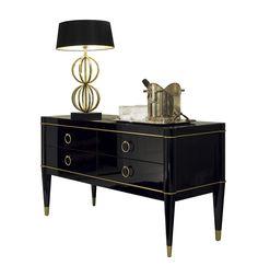 Furniture Galimberti Nino Ambra Chest of drawers Giadina Modern Console Tables, Komodo, Vintage Chairs, Cabinet Design, Home Decor Kitchen, Sideboard, Armoire, Retro, Storage