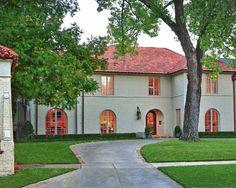 1930's Italian Renaissance style home in Dallas...
