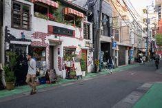 A street in Daimyo; things to do in Fukuoka