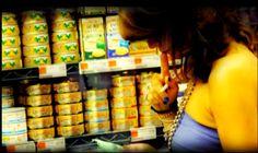 @Alessandra Amoroso mentre fa la spesa!!