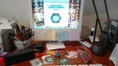 Base luna, niente panico! Work in progressfor IDeaG Torino #mygame #moon #boardgame #spacegame