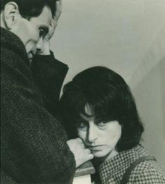 Anna e Pierpaolo Pasolini