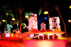 Beach Parties for Convention Events: Fairmont Hawaii Puts Your Group's Toes in the Sand for Opening Night Receptions