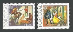 Portugal EUROPA 1979 mnh