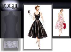 Vogue Patterns MISSES'/MISSES' PETITE DRESS 2902