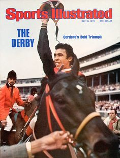 SI's Kentucky Derby Cover 1976