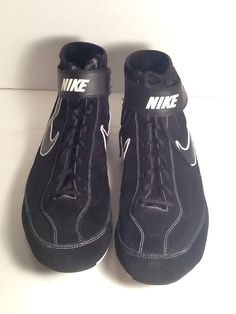 Mens Nike Speedsweep Boxing Shoes Gym Workout Wrestling Shoes ...
