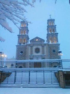 Catedral de Ciudad Juárez.