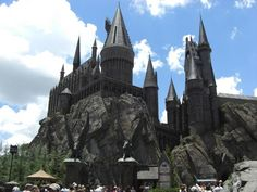 The Forbidden Journey at The Wizarding World of Harry Potter in Universal Islands of Adventure