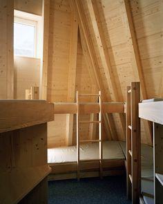 Neue Monte Rosa Hütte, Zermatt Bauherr: Schweizer Alpen-Club SAC 2009