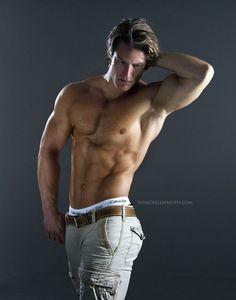 Darrell Thomas: Sexiest Man Alive. Tom Cullis Photos