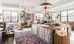 Coral and Tusk Brooklyn Studio