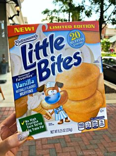Celebrate Dad with the #LoveLittleBites Father's Day Sweepstakes + Little Bites® #SmilingTogether #Giveaway