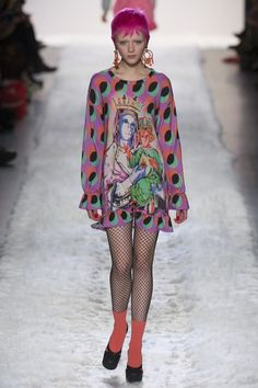 Jeremy Scott Fall 2017 Ready-to-Wear Collection Photos - Vogue