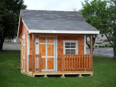 1000 Images About Playhouse Shed On Pinterest Playhouse