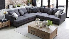 Monte Carlo Fabric Corner Lounge Suite by Dixie Cummings