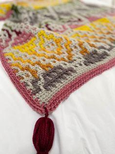 Crochet Chart, Crochet Stitches, Crochet Hooks, Free Crochet, Crochet Blanket Border, Crochet Blanket Patterns, Crochet Blankets, Crochet Projects, Crochet Ideas