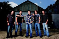 Randy Rogers Band, Not only is Brady Black the best ever, but these guys are amazing!