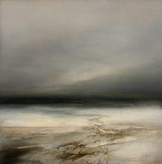 """34 Likes, 1 Comments - Neil Nelson (@_neilnelson_) on Instagram: """"""""Sojourn"""" - oil on canvas - 40""""x40"""" - 2016 -------- #NeilNelson #artist #landscapepainting…"""""""