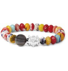 luis morais antique african wedding bead bracelet #fashion #accessories #menswear