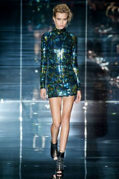 Tom Ford Spring/Summer 2014, LFW.