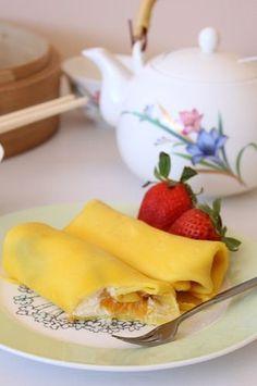 Mango Pancake Recipe