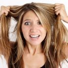 Home remedies for oily hair. Get rid of oily hair naturally. Methods to treat oily hair fast. Greasy Hair Hairstyles, My Hairstyle, Hairstyle Ideas, Black Hairstyle, Bad Hair, Hair Day, Oily Hair Remedies, Natural Remedies, Natural Treatments