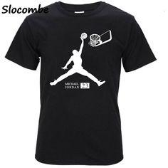 39fd82a5810 2015 NEW Print michael Jordan shirt mens O neck image fashion jordan Nba t shirt  tops tees men's T-shirt