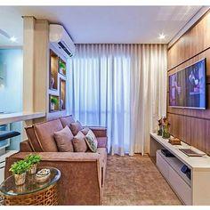 Estou L O U C A com os projetos da @arqmbaptista!  Meu D E U S pra que tanta beleza?! Elas simplesmente ARRAZAM!   #decora #decoração #decor #luxo #arquitetura #interiores #designdeinteriores #ambientação #lindo #living #homeliving #home #casa #apedecorado #apartamento #apartamentopequeno #sala #salaestar #lovedecor