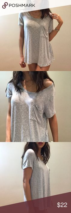 """Brand new bunny grey loose top Brand new, size L , length 25"""" bust 40"""" Tops"""