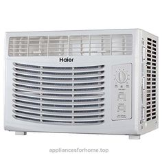 Haier 5100 BTU 115V Window Mounted Air Conditioner AC Unit with Fan | HWF05XCP  Check It Out Now     $86.88    The Haier 5,100 BTU Window Air Conditioner is a perfect AC unit for cooling smaller spaces, up to 150 square feet big. This unit features 2-way air direction ..  http://www.appliancesforhome.top/2017/04/19/haier-5100-btu-115v-window-mounted-air-conditioner-ac-unit-with-fan-hwf05xcp/