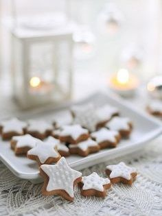 Christmas Time, Christmas Stars, Gingerbread Cookies, Winter Picture, Desserts, Pictures, Food, Instagram, Winter