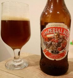 Imperial Red Wychwood Brewery