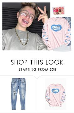 """""""« calum »"""" by touchme-loveme ❤ liked on Polyvore featuring Replay, Urban Outfitters, Axel, men's fashion and menswear"""