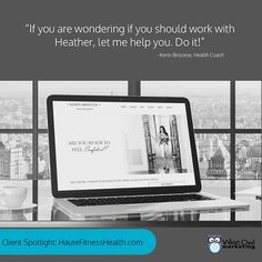 """""""If you are wondering if you should work with Heather, let me help you. DO IT! She is unbelievably patient, thorough, has an amazingly creative eye and hears what YOU say.  You won't be disappointed!"""" -Kerin Briscese Health Coach, http://bit.ly/2r6vAAH"""