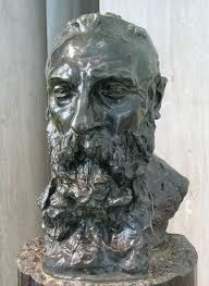 Rodin by Camille Claudel done from memory